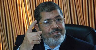 الدكتور محمد مرسى المرشح لرئاسة الجمهورية