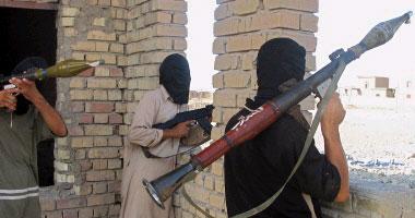 استشهاد 3 جنود وإصابة رابع فى هجمات إرهابية على مواقع أمنية بسيناء 152012521641