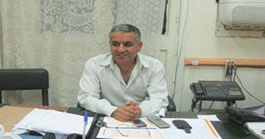 خيرى حمدين مدير قصور الثقافة بكفر الشيخ