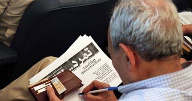 """مشاجرة بين مؤيدى """"مرسى"""" وأعضاء حملة تمرد فى قطار زفتى"""