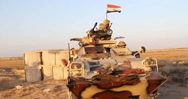 مصدر عسكرى:الجيش ينفذ مداهمات بسيناء ولا داعى للقلق من أصوات التفجيرات