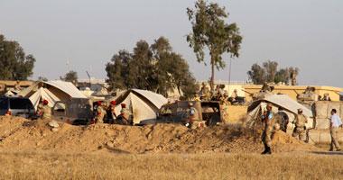 الجيش فى سيناء