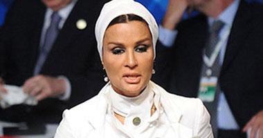 خبر عن وفاة الشيخة موزة والدة امير قطر اليوم
