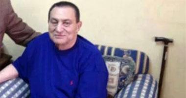 بالفيديو..مبارك لأحمد موسى:مصر فى يد قيادة حكيمة وعلى الشعب الوقوف بجانبه
