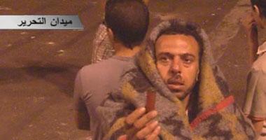 اشتباكات حامية بين المعتصمين والأمن المركزى بالتحرير اخبار وصور 1620112915620