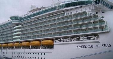 السفينة ايدى تريدر فندقا عائما