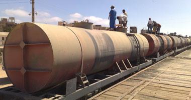شركة مياه الأقصر تعلن تحسين ضخ المياه بمنطقة شرق السكة الحديد