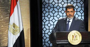 الدكتور محمد مرسى رئيس الجمهورية