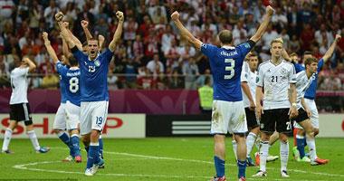 مواجهة ودية  ثأرية  بين إيطاليا وألمانيا -