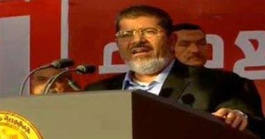 عمدة نيويورك يرفض تصريحات مرسى