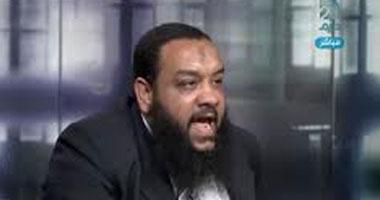 """مدير حملة """"لازم حازم"""" يطالب مرسى بإلغاء الإعلان الدستورى وعودة البرلمان 162012302399"""