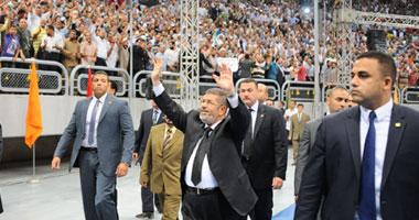 عالمي مرسى يعلن العلاقات سوريا ويسحب السفير دمشق 16201315214613.jpg