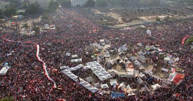 خبراء : أعداد المتظاهرين المطالبين برحيل مرسى يتجاوز 17 مليونا