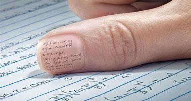 أساليب الطلاب فى الغش فى الامتحانات