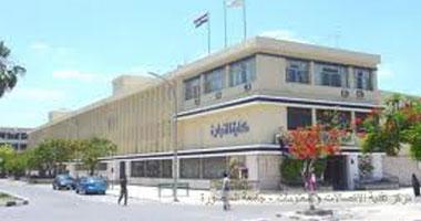 إصابة 5 طلاب فى اشتباكات مع الإخوان بكلية التجارة جامعة المنصورة
