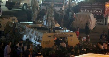 القبض على مذيعة أجنبية واثنين آخرين بأحداث مصر القديمة 1720114232633