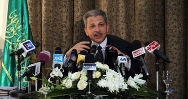 العشرات من أهالى المعتقلين بالسعودية يتظاهرون أمام السفارة