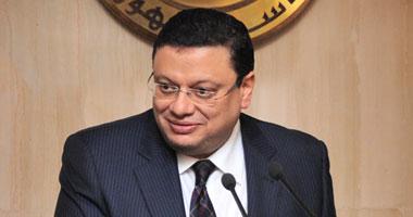 الدكتور ياسر على المتحدث الرسمى باسم رئاسة الجمهورية