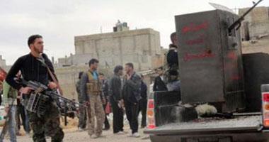 الجيش السورى الحر يسيطر على منافذ حدودية مع العراق وتركيا 1720121816113.jpg
