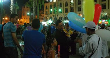 بالصور مقاهى الحسين وخان الخليلى