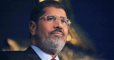مرسى يلبى نداء رئيس حماس