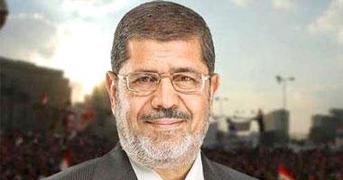 """""""مرسى"""" يصل """"بكين"""" فى رابع زيارة منذ توليه الرئاسة"""