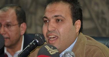 نيابة أمن الدولة العليا تقرر حبس قيادى بحزب مصر القوية 15يوما بتهمة التحريض ضد الدولة