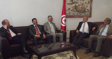 """بالصور.. الدكتور """"زويل"""" يصل تونس لدعم مجال البحث العلمى 172012721724"""