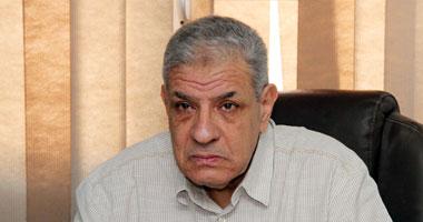 المهندس ابراهيم محلب وزير الاسكان