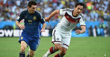   بالصور.. 60 دقيقة.. الأرجنتين وألمانيا عاجزان عن التهديف
