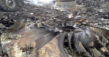 """الكرملين: التحقيق فى حادث تحطم الطائرة الماليزية فوق أوكرانيا """"غير موضوعى"""""""