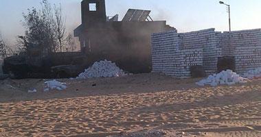 إدانات واسعة للحادث الإرهابى على جنود حرس الحدود بالفرافرة 1720142042253