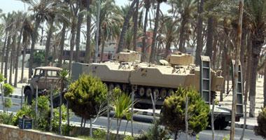 نيويورك تايمز: رواج أعمال التهريب فى شمال سيناء سببه غياب الشرطة