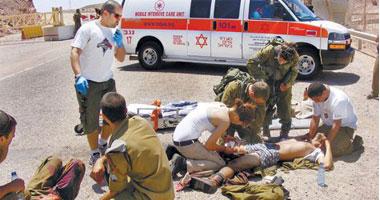 هآارتس تزعم مقتل قناص إسرائيلى على يد جندى مصرى