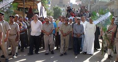 جنازة عريف الشرطة