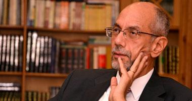 أيمن الصياد مستشار السابق للرئيس مرسى