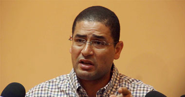 زوجة أبو حامد تتهم الإخوان بمحاولة الاغتيال..وتؤكد:سيشارك بالاستفتاء