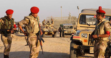 هجوم مسلح دورية أمنية بطريق