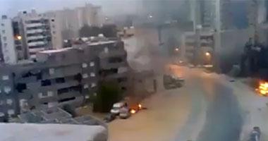 مقتل 4 فى قصف قرب مطار طرابلس الجوى