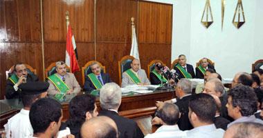 """ننشر مسودة حكم القضاء الإدارى بمنع أعضاء """"الوطنى"""" من الترشح"""