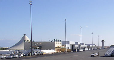 مطار الغردقة يستقبل أولى الرحلات الجوية البلغارية تقل 118 راكبا