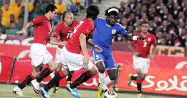 المعلم يصر على التواصل العربى  سيراليون  تتعادل مع منتخب شحاتة 1-1 1920105233521