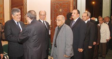 عزاء خالد عبد الناصر