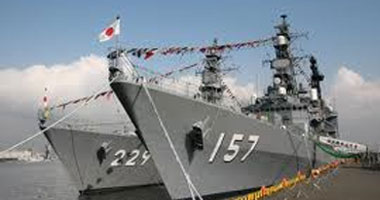 اليابان تنشر قوات الدفاع الذاتى لحماية سفنها فى الشرق الأوسط