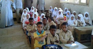 طلاب مدارس أسوان