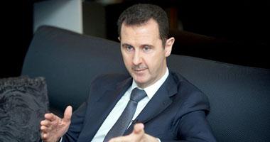 بشار الأسد رئيس سوريا