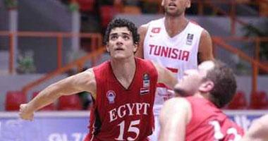 عاصم مرعى يلحق ببعثة منتخب السلة فى أنجولا 26 نوفمبر