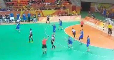تونس تتأهل لمواجهة الفراعنة فى نهائى أمم أفريقيا لليد