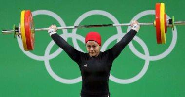 أبطال شباب الأثقال يعودون من بطولة العالم بأوزبكستان الثامنة مساءً