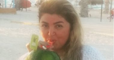 بالصور.. شاهد إجازة مها أحمد مع النجوم فى الساحل الشمالى